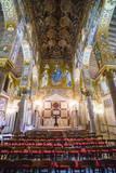 Royal Chapel (Palatine Chapel) (Cappella Palatina) at the Royal Palace of Palermo (Palazzo Reale)