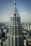 Petronas Tower I (452M)  Kuala Lumpur  Malaysia