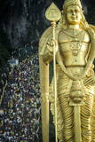Devotees Climb the Steps to Batu Caves