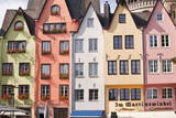 Fischmarkt in the Old Part of Cologne  North Rhine-Westphalia  Germany  Europe