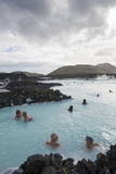 The Blue Lagoon  Reykjanes Peninsula  Iceland  Polar Regions