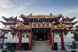Thean Hou Temple  Kuala Lumpur  Malaysia  Southeast Asia  Asia