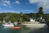 La Digue  Seychelles  Indian Ocean  Africa