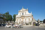 Saint Peter and Saint Paul's Church  UNESCO World Heritage Site  Krakow  Malopolska  Poland  Europe