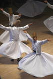Whirling Dervishes at the Dervishes Festival  Konya  Central Anatolia  Turkey  Asia Minor  Eurasia