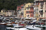 View of Portofino  Liguria  Italy  Mediterranean  Europe