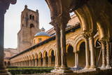 Duomo Di Monreale (Monreale Cathedral)  Monreale  Near Palermo  Sicily  Italy  Europe