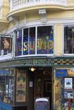 Vesuvio Cafe on Columbus Avenue  San Francisco  California  United States of America  North America