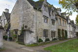 Old Cotswod Stone Houses