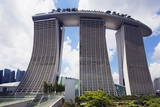 Marina Bay Sands Hotel  Singapore  Southeast Asia  Asia