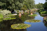 Park  Planten Un Blomen  Hamburg  Germany  Europe