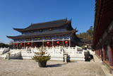 Mu Family Residence  City of Lijiang  UNESCO World Heritage Site  Yunnan  China  Asia