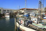 Commercial Fishing Boats at Fisherman's Wharf