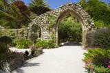 Abbey Gardens  Isle of Tresco  Isles of Scilly  United Kingdom  Europe