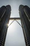 Petronas Towers (452M)  Kuala Lumpur  Malaysia