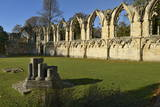 Ruins of St Mary's Benedictine Abbey