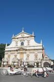 Saint Peter and Saint Paul's Church  UNESCO World Heritage Site  Krakow  Malopolska  Poland  Europe