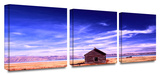 Bear Lake Autumn 3-Piece Canvas Set