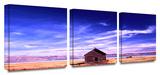 Bear Lake Autumn 3-Piece Canvas Set