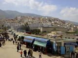 Street Scene  Idriss  Morocco  North Africa  Africa
