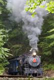 An Ex-Atlanta  Birmingham and Atlantic 1907 Baldwin 0-6-0 Steam Engine
