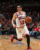 2014 NBA Playoffs Game 5: Apr 29  Washington Wizards vs Chicago Bulls - Kirk Hinrich
