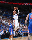 2014 NBA Playoffs Game 2: May 7  Los Angeles Clippers vs Oklahoma City Thunder - Russell Westbrook