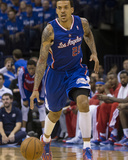 2014 NBA Playoffs Game 2: May 7  Los Angeles Clippers vs Oklahoma City Thunder - Matt Barnes