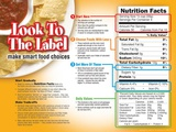 Look to the Label Poster
