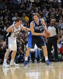 2014 NBA Playoffs Game 2: Apr 23  Dallas Mavericks vs San Antonio Spurs - Dirk Nowitzki