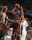 2014 NBA Playoffs Game 4: Apr 28  Miami Heat vs Charlotte Bobcats - Ray Allen