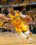 2014 NBA Playoffs Game 7: May 3  Atlanta Hawks vs Indiana Pacers - Paul George