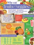 Why Eat Fruits and Veggies Poster