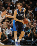 2014 NBA Playoffs Game 2: Apr 23  Dallas Mavericks vs San Antonio Spurs - Dirk Nowitzki