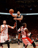 2014 NBA Playoffs Game 7: May 4  Brooklyn Nets vs Toronto Raptors - Deron Williams