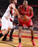 2014 NBA Playoffs Game 6: May 2  Houston Rockets vs Portland Trail Blazers - Dwight Howard