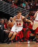 2014 NBA Playoffs Game 5: Apr 29  Washington Wizards vs Chicago Bulls - Mike Dunleavy