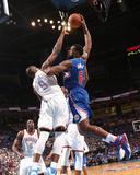 2014 NBA Playoffs Game 2: May 7  Los Angeles Clippers vs Oklahoma City Thunder - Serge Ibaka