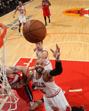 2014 NBA Playoffs Game 5: Apr 29  Washington Wizards vs Chicago Bulls - Carlos Boozer