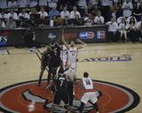 2014 NBA Playoffs Game 7: May 4  Brooklyn Nets vs Toronto Raptors - Kevin Garnett