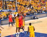2014 NBA Playoffs Game 7: May 3  Atlanta Hawks vs Indiana Pacers - Paul Millsap