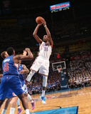 2014 NBA Playoffs Game 2: May 7  Los Angeles Clippers vs Oklahoma City Thunder - Kevin Durant
