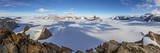 The Wolthat Mountains in Antarctica's Queen Maud Land