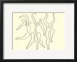 Trois Danseuses  c1924