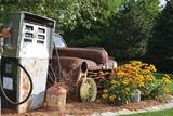Pump and Car