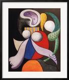 Femme a La Fleur  c1932