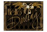 Deco Hello Darling