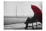 Red Umbrella 1