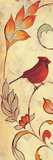 Bird Vine Panel 1