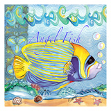 Angelfish Tile 2